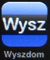 iPhone WebClip icon for Wyszdom
