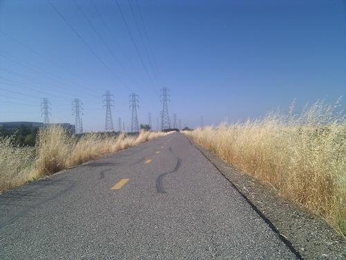 Steven's Creek Trail